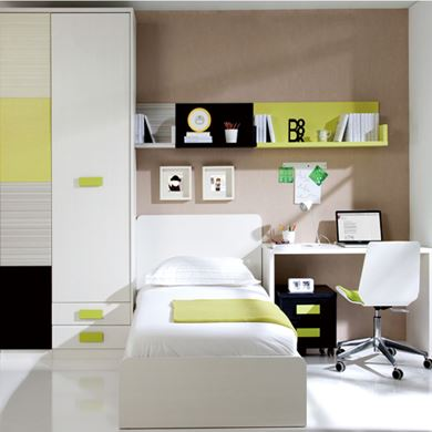 Picture of Modern Youth Bedroom