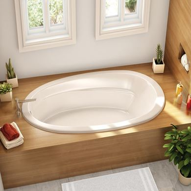 Picture of Wooden Bathtub