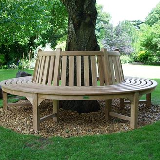 Picture of Around Tree Bench